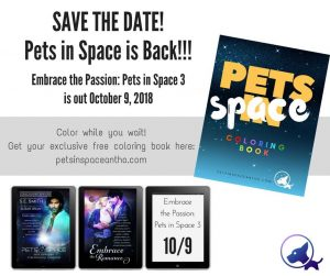 Save the Date! Pets In Space 3 releases October 9th