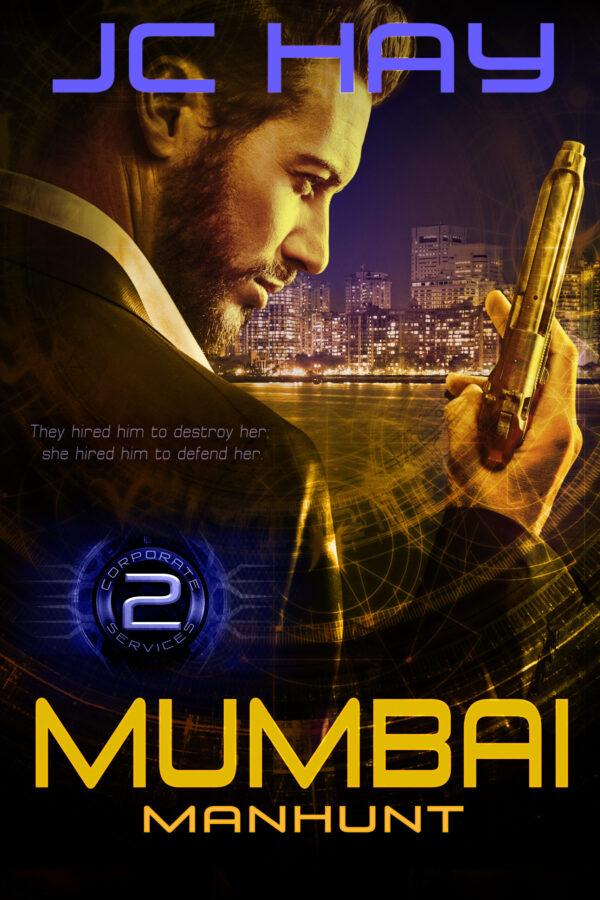 Cover for Mumbai Manhunt