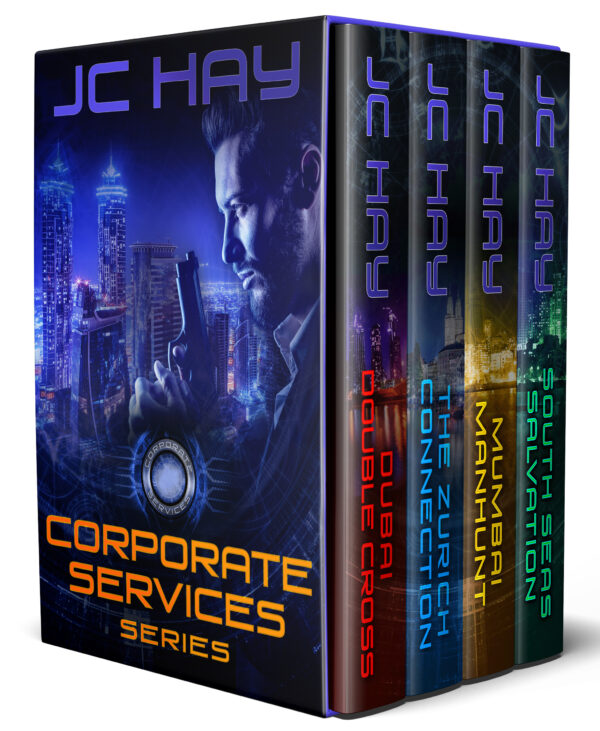 Corporate Services Box Set Image