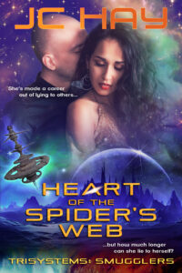 Cover for Heart of the Spider's Web