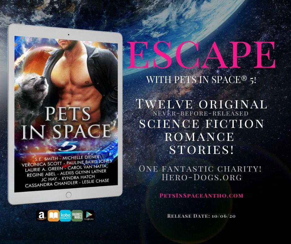 Escape with Pets in Space 5